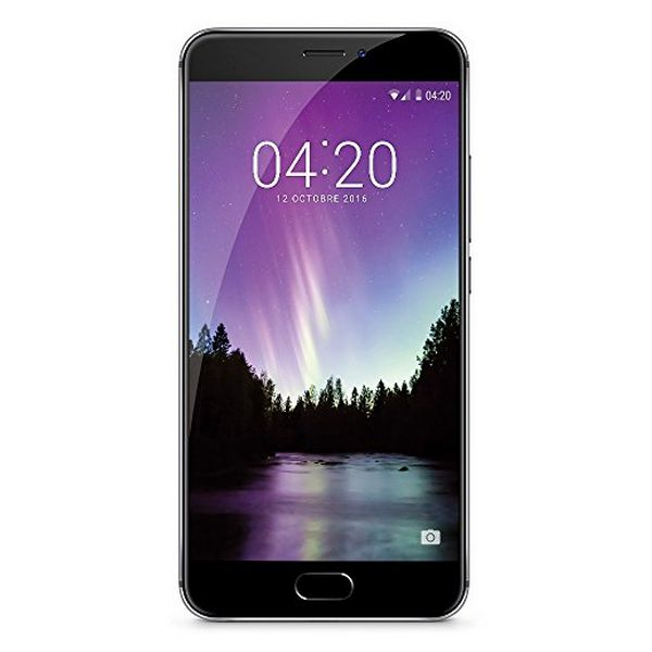 "Mobile Telephone Meizu MX6 5.5"" 4G 32 GB Deca Core Grey"