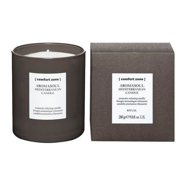 Scented Candle Aromasoul Mediterranean Comfort Zone (280 g)