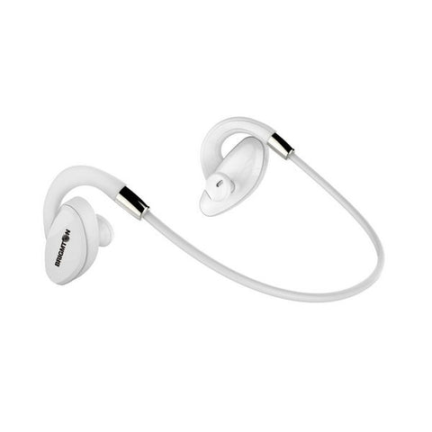 Bluetooth Headphones BRIGMTON BML-07-B White Headband
