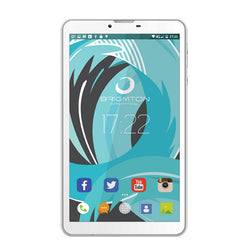"Tablet BRIGMTON BTPC-PH5 7"" 8 GB 3G / Wifi Quad Core White"