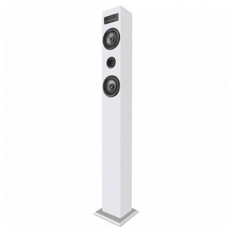 Bluetooth Sound Tower BRIGMTON BTW-20-B 20 W USB / SD White