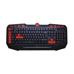Gaming Keyboard approx! appdroid Black Red
