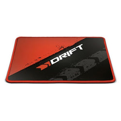 Gaming Mouse Mat DRIFT DRMOUSEPAD Red Black