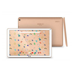 "Tablet SPC Heaven 10.1 9762208G 10,1"" QC HD 2 GB Golden"