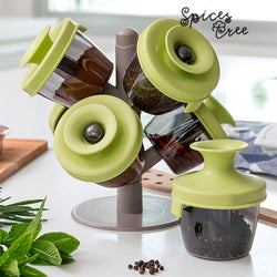 Spices Tree Spice Rack