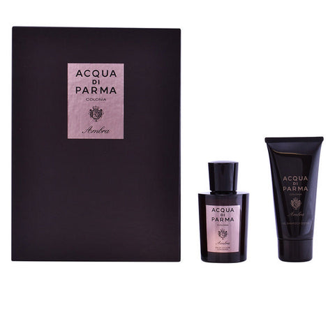 Acqua Di Parma - AMBRA SET 2 Pcs.