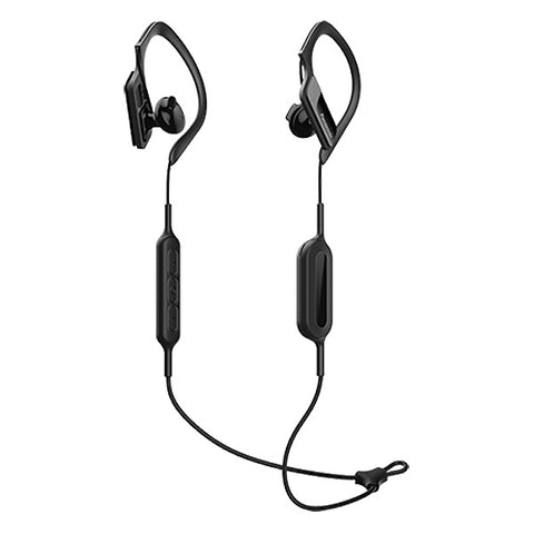 Bluetooth Sports Headset with Microphone Panasonic RP-BTS10E-K Waterproof Black