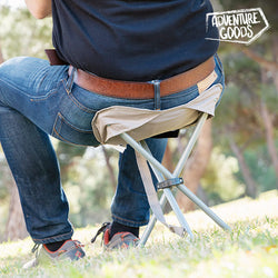Adventure Goods Folding Stool
