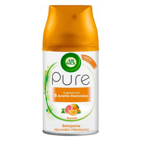 Air Wick FreshMatic Pure Relaxing Orange Air Freshener Refill 250 ml