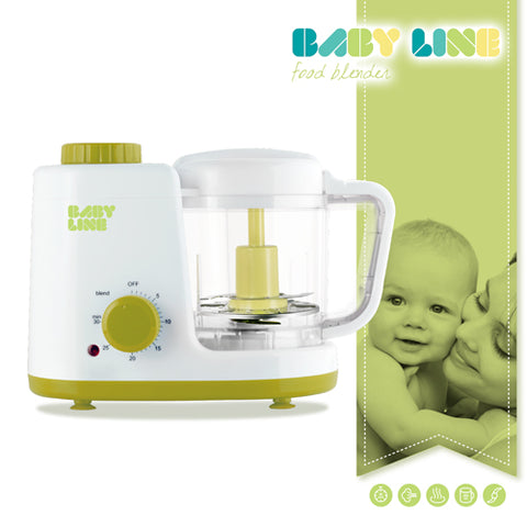Baby Line Mixer and Steamer