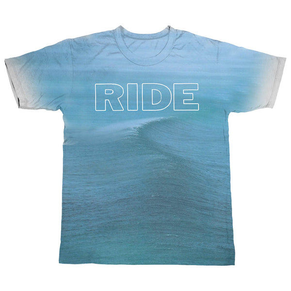 RIDE NOWHERE ALL OVER PRINT TEE