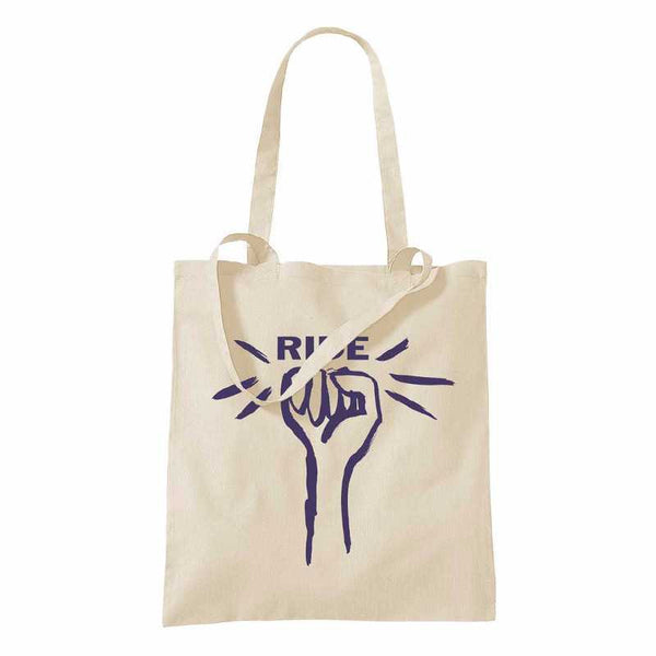FIST NATURAL TOTE BAG