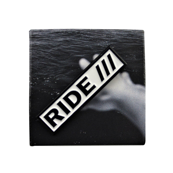 RIDE III ENAMEL BADGE