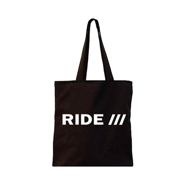 RIDE /// BLACK TOTE