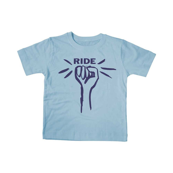 KIDS FIST SKY BLUE T-SHIRT
