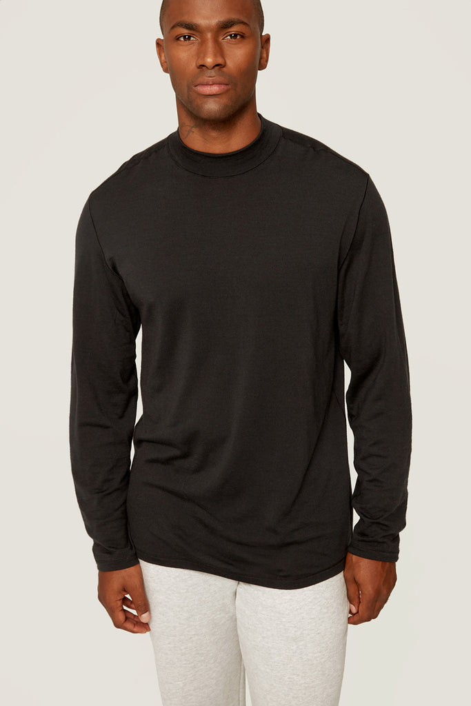 CARTER MOCK NECK L/S