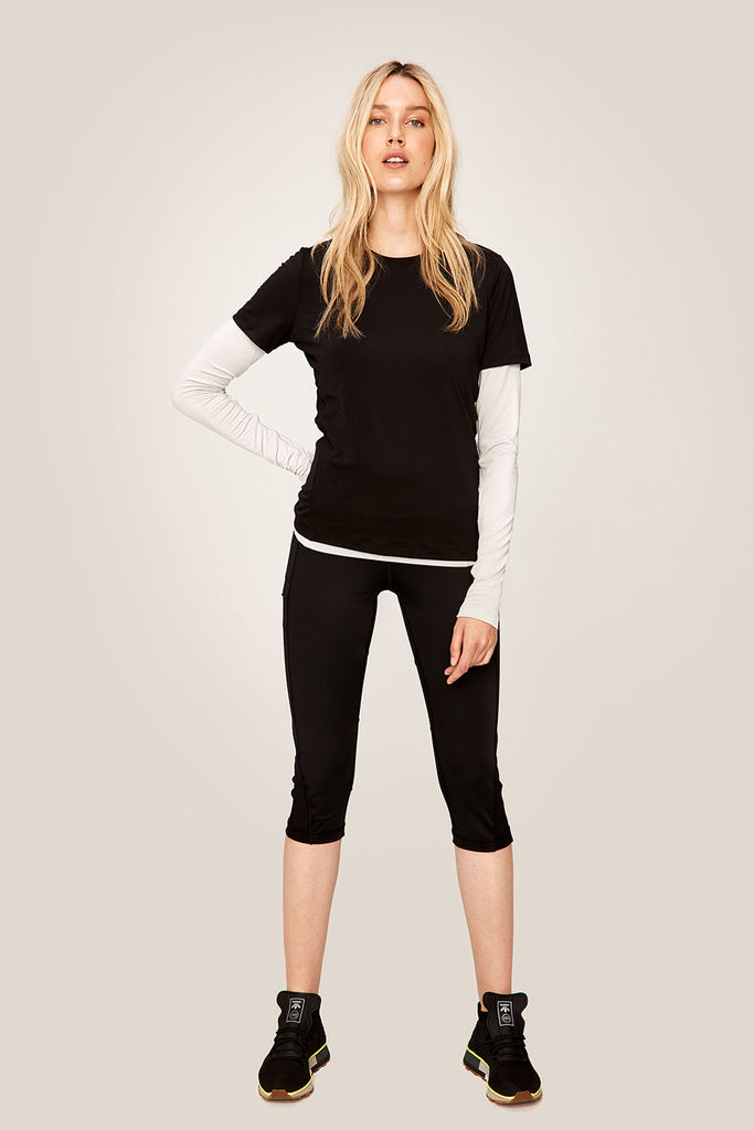 CARDIO LONG SLEEVE TOP