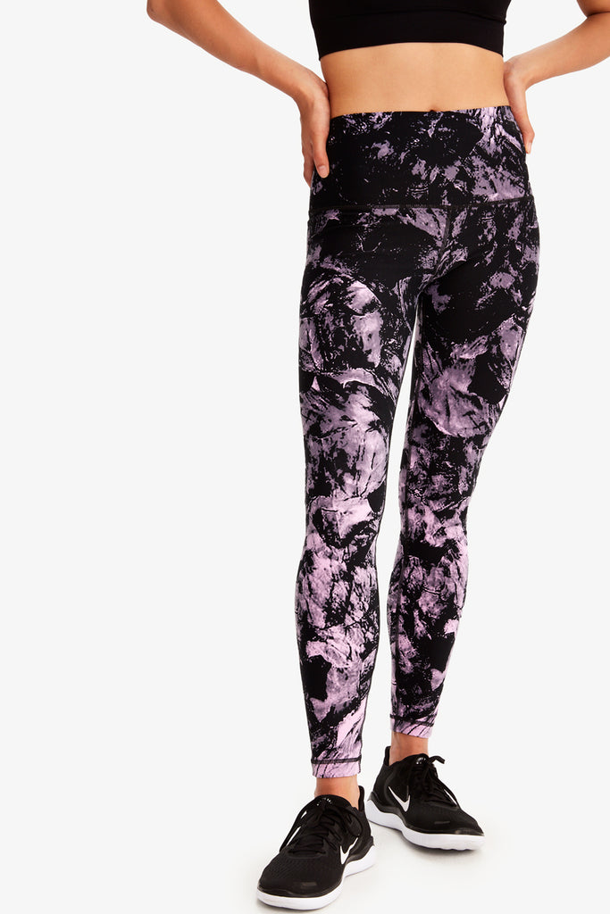 SIERRA ANKLE HIGH WAIST LEGGING