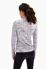 STRIKING LONG SLEEVE TOP