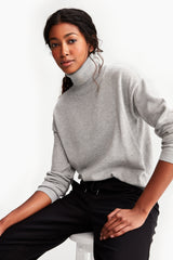 COZY  TURTLE NECK TOP