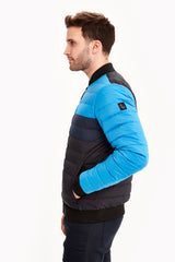 GRANT COLOURBLOCK PACKABLE JACKET