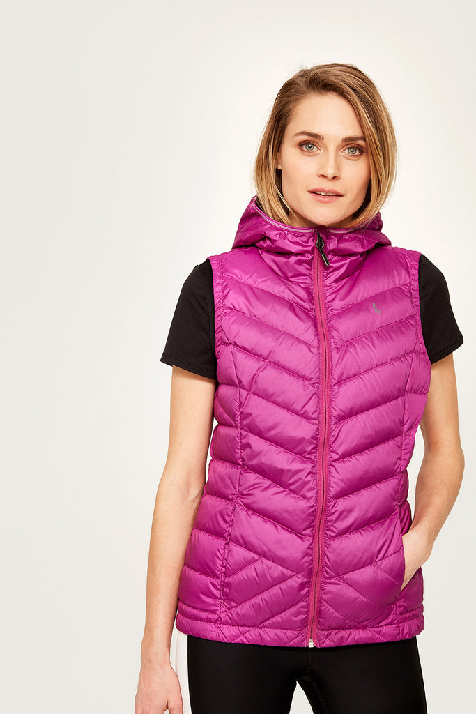 ROSE PACKABLE VEST