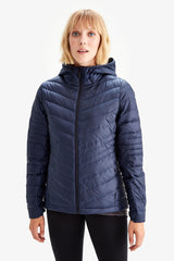 EMELINE RECYCLED PACKABLE JACKET