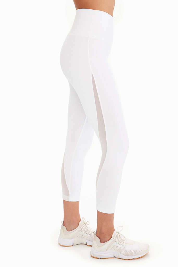 YUNA CROP HIGH WAIST LEGGING