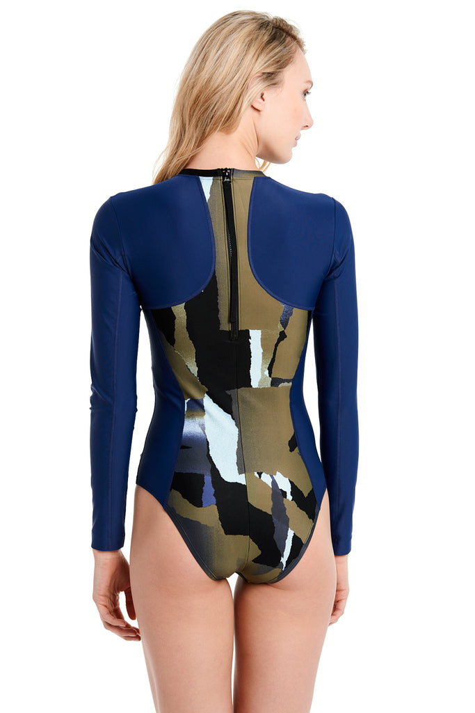 NAVAGIO ONE-PIECE RASHGUARD