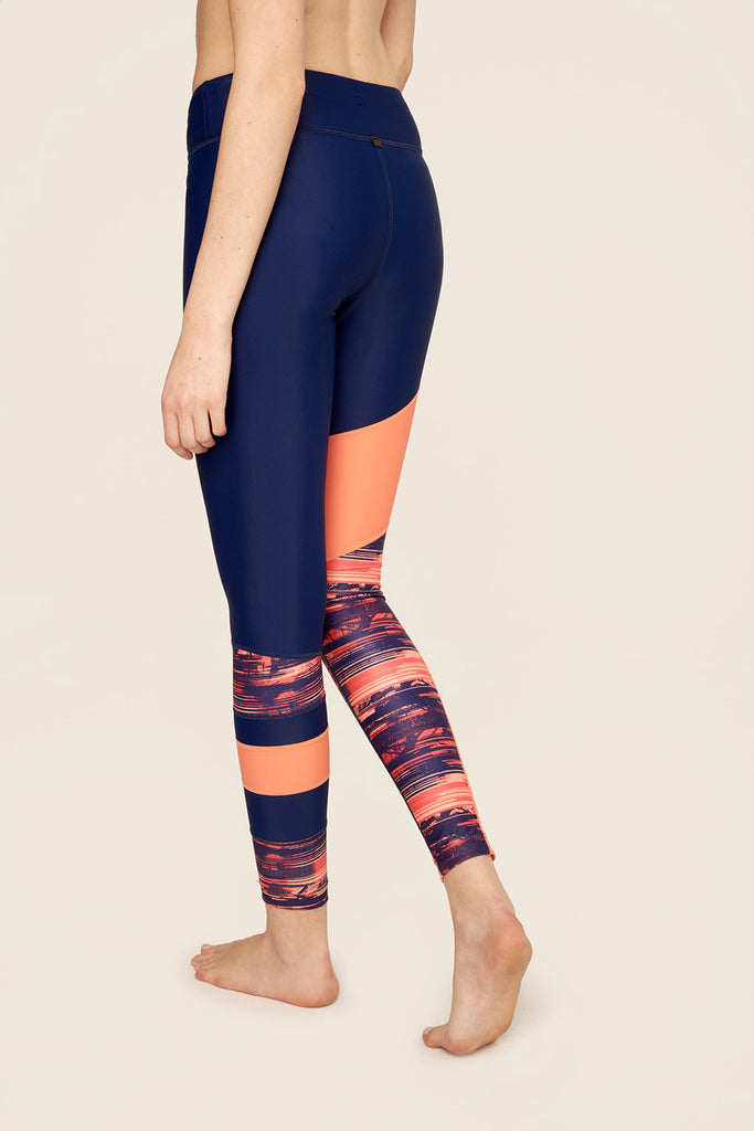 HIGH RISE CAYO LEGGINGS