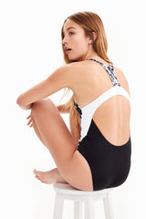 NORTH SHORE ONE-PIECE SWIMSUIT