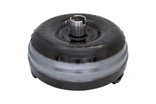 "Circle D 11"" HP Series NAG1 Torque Converter - Gauge Performance"