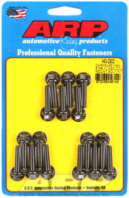 Ignition Coil Bracket Fasterners, 8740, Hex Kit  - Chrysler Hemi 5.7/6.1/6.4L - Gauge Performance