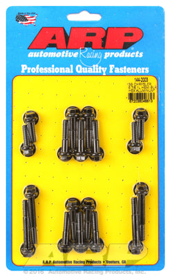Aluminum Intake Manifold Bolt Kit, 8740, Hex Kit  - SB Chrysler Hemi 5.7/6.1/6.4L - Gauge Performance