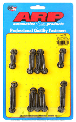 Aluminum Intake Manifold Bolt Kit, 8740, 12Pt Kit  - SB Chrysler Hemi 5.7/6.1/6.4L - Gauge Performance