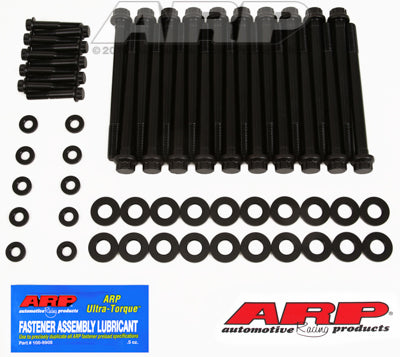 Pro Series Cylinder Head Bolt Kit, 12Pt - Chrysler Hemi 5.7/6.1/6.4L - Gauge Performance