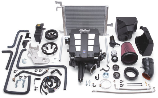 Edelbrock E-Force Stage 3 Pro-Tuner Supercharger System, No Tune - Charger/Challenger/300 5.7L HEMI '06-08 - Gauge Performance