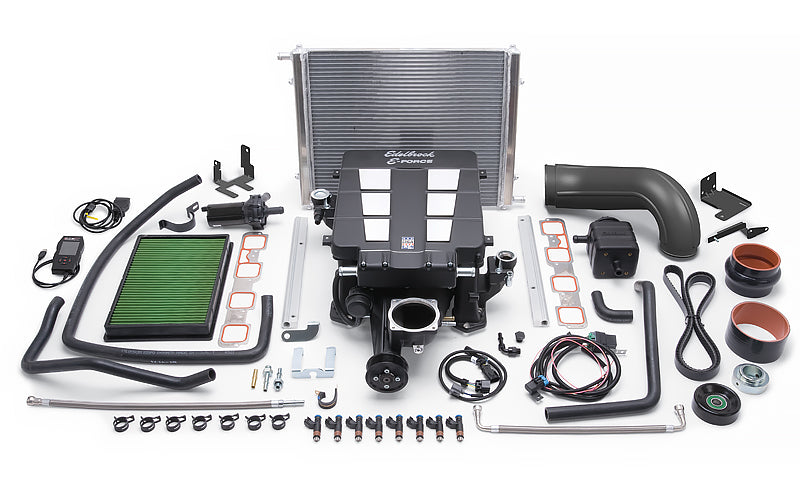 Edelbrock E-Force Stage 1 Supercharger System w/Tune - Ram 1500 5.7L HEMI '09-14 - Gauge Performance