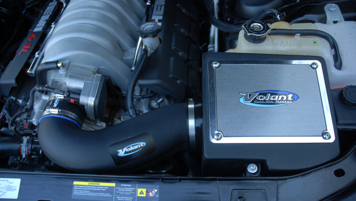 Volant Cold Air Intake - Charger/300 SRT8 V8-6.1L - Gauge Performance