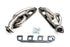 "JBA Shorty Headers 1 5/8"" Stainless Steel - Ram 1500/2500 '09-18 - Gauge Performance"