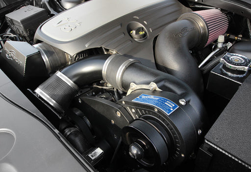 Procharger HO Intercooled D-1SC Supercharger (Tuner Kit) 1DI404-SCI - Charger R/T 5.7L '11-14 - Gauge Performance