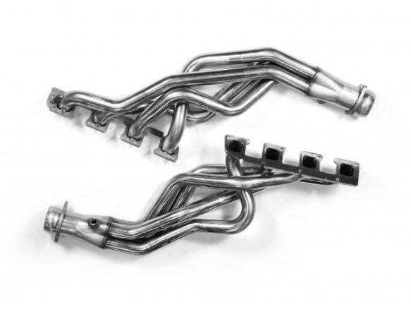 "Kooks 1-3/4"" x 3"" Long Tube Headers & Catted Y-Pipe - Charger/300 5.7L '05-08 - Gauge Performance"