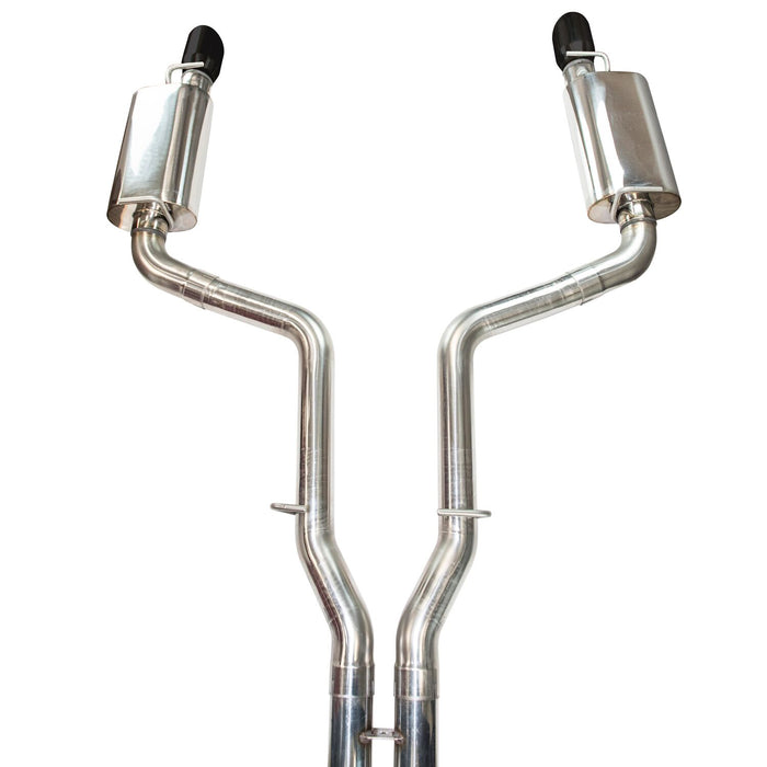 "Kooks 3"" Catback Exhaust System - Charger/300 SRT8 '06-10 - Gauge Performance"
