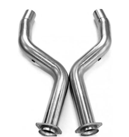 "Kooks 3"" Connection Pipes - Grand Cherokee SRT8 '06-10 - Gauge Performance"