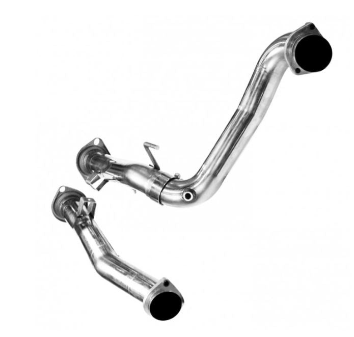 "Kooks 3"" x 1-7/8"" Header And Connection Pipes - Grand Cherokee SRT8 '06-10 - Gauge Performance"