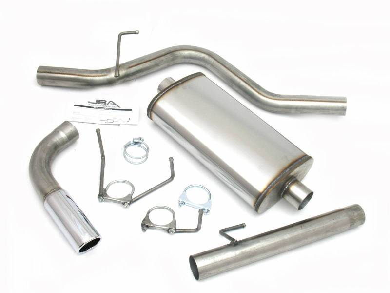 "JBA Performance Exhaust System 3"" - Ram 2500 5.7 Quad Cab '04-05 - Gauge Performance"