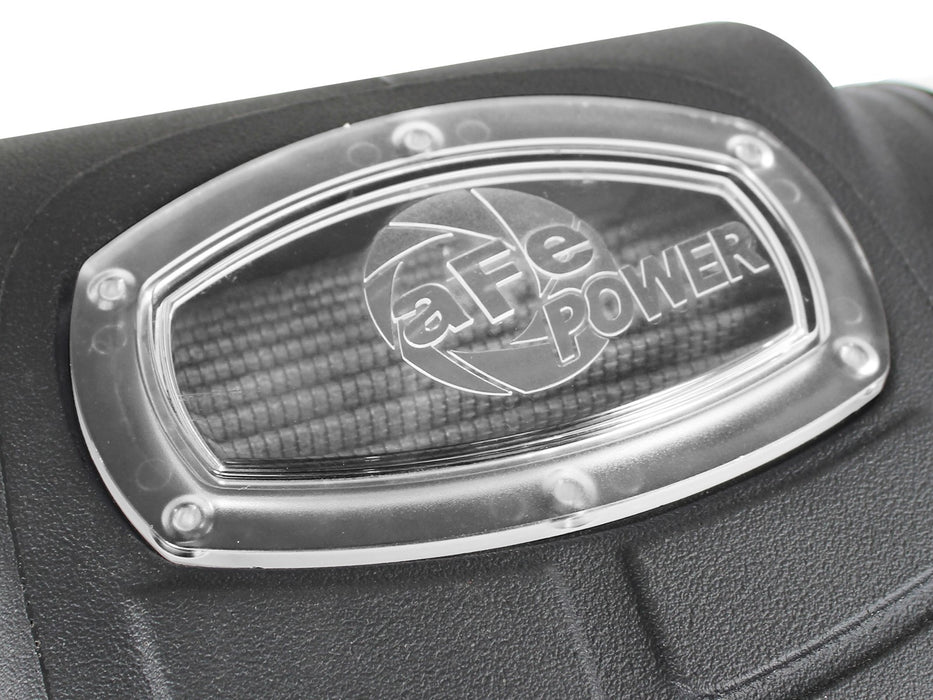 aFe Power Momentum GT Pro DRY S Cold Air Intake System - Ram 1500 '09-18 - Gauge Performance