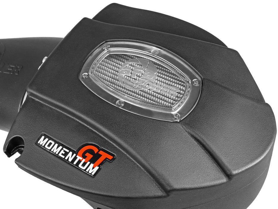 aFe Power Momentum GT Pro DRY S Cold Air Intake System - Challenger/Charger R/T V8-5.7L '11-18 - Gauge Performance