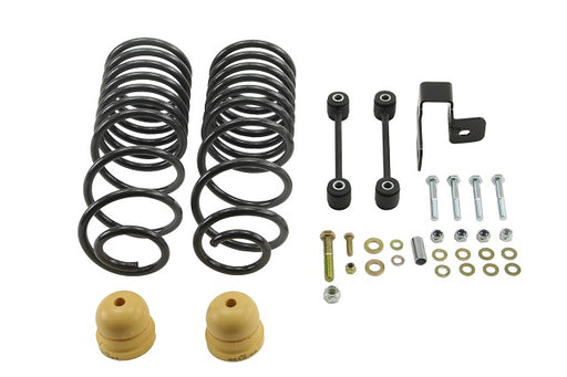 "Belltech Coil Spring Set; 4"" Drop, Rear - Std. Cab Ram 1500 '09-18 - Gauge Performance"