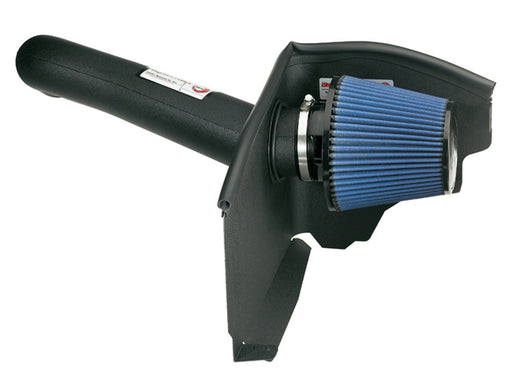 aFe Power Magnum FORCE Stage-2 Pro 5R Cold Air Intake System - Grand Cherokee V8-4.7L '99-04 - Gauge Performance